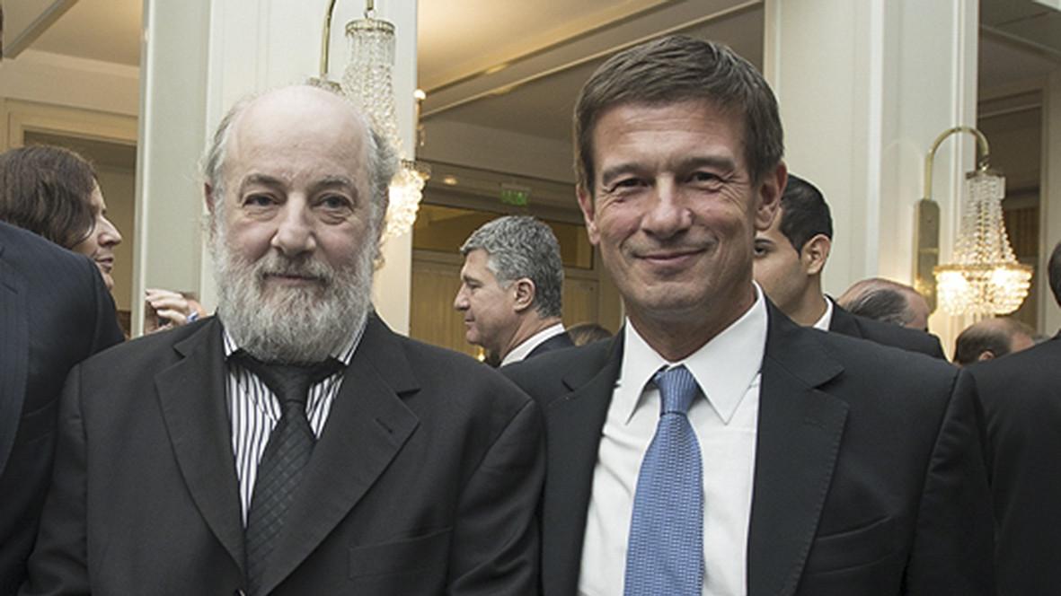 Claudio Bonadio y Julián Ercolini