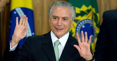 "Temer habló de Lula da Silva: ""La victimización no es buena"""