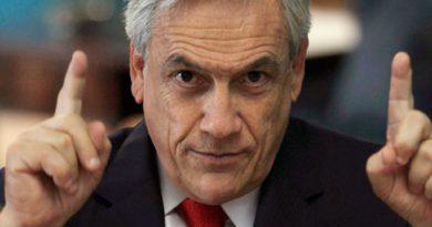 Conflicto con Chile: Piñera defendió la expansión territorial y aseguró quiere hablar con Argentina