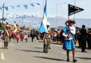 """El desfile del """"23 de Agosto"""" se hará en avenida Forestal"""