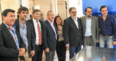 Inauguraron instalaciones de Seguridad Alimentaria Municipal