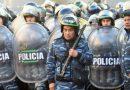 Cambios en el operativo de seguridad para votar la reforma previsional