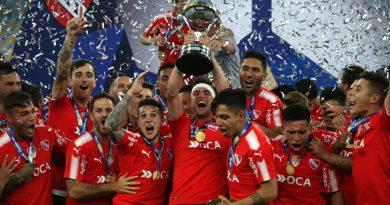 Independiente campeón de la Sudamericana