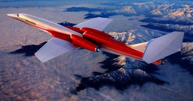 Presentaron al sucesor del Concorde