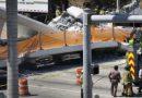 Se cayó un puente peatonal en Miami: hay 8 muertos y varios heridos