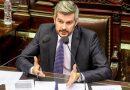 """Peña en Diputados: """"Corrupción no son las sociedades offshore sino los bolsos de José López"""""""