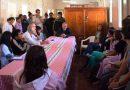 Plan de Salud: Bouhid disipó dudas con personal y la comunidad de Maimará