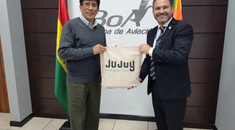 Gestionan un vuelo para unir Jujuy con Bolivia