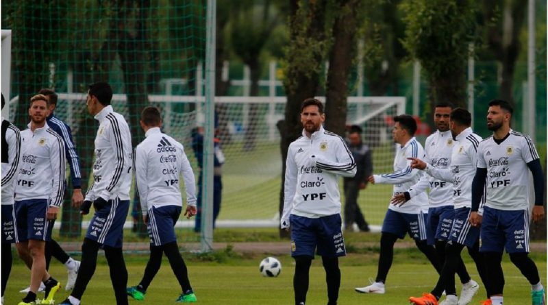 Argentina vs. Croacia por el Grupo D del Mundial