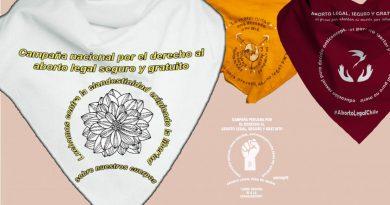 América Latina: éstos son los pañuelos para pedir por el aborto legal