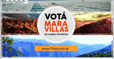 Jujuy busca meterse entre las 7 Maravillas Naturales Argentinas