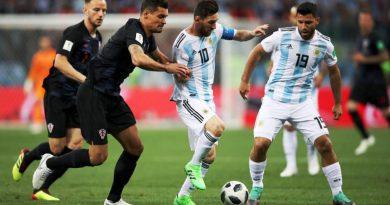 Argentina y una humillante derrota que la deja al borde de la eliminación del Mundial