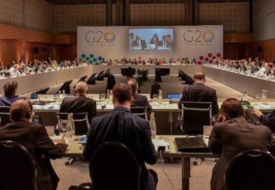 Arranca la cumbre del G20 económico