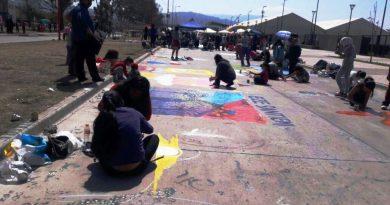 FNE: Este sábado realizarán la Pintada Estudiantil