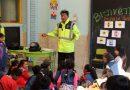 Charlas de seguridad vial en las escuelas