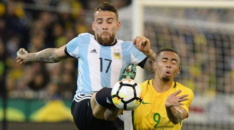 Argentina vs. Brasil por el Superclásico Championship