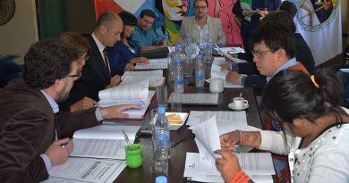 """Concejales abordan proyecto de """"Mediación Comunitaria"""""""