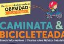Bicicleteada para visibilizar la lucha la obesidad