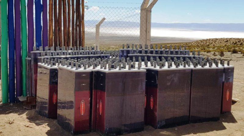 El primer pueblo solar con acumulación en Ion-Litio empezará a abastecerse este viernes
