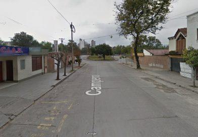Por obras, tránsito restringido en Campero, entre Gorriti y Newbery