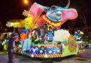 Desfiles de carroza: Anoche el Grupo A y hoy el B
