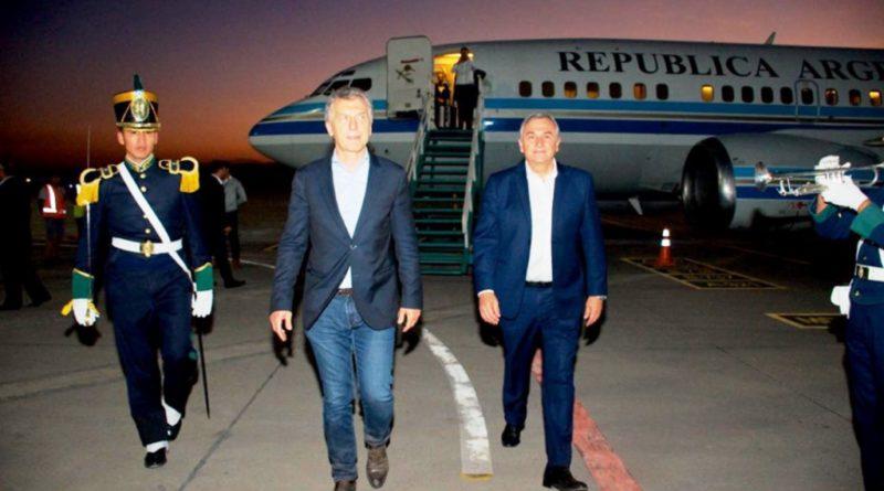 Macri en Jujuy: inaugurará el aeropuerto y mantendrá un encuentro de Gabinete Abierto