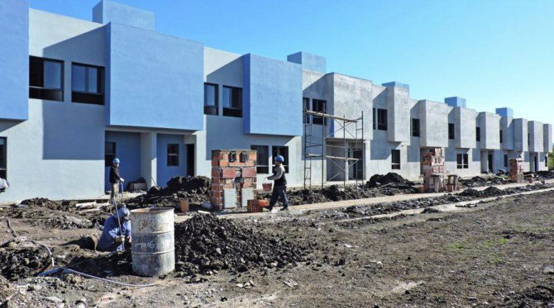 80% de avance en viviendas sorteadas en 2017 para el Gran Jujuy
