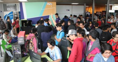 Expo Nova: Gaming a pleno en el Nido de Cuyaya