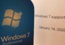 Windows 7 quedó oficialmente sin soporte técnico