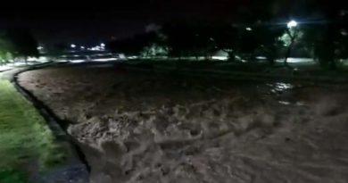 Gran tormenta afecta a Jujuy: evacuaron familias