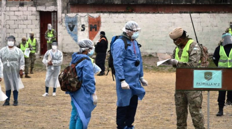 Epidemiología confirmó 30 altas y 10 nuevos casos de COVID-19 en la provincia