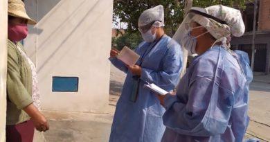 Durante el domingo se registraron 56 casos de COVID-19 en la provincia