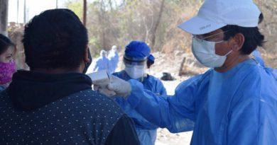 Confirmaron otros 105 casos de Covid-19 en Jujuy: 134 recuperados y 2 fallecimientos