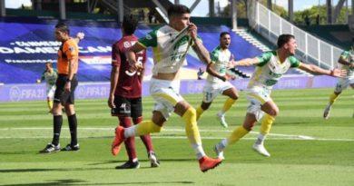 Defensa y Justicia le ganó a Lanús y se consagró campeón de la Copa Sudamericana