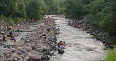 Un niño murió arrastrado por la corriente del río Yala