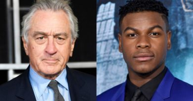 """""""The Formula"""", la nueva película de Netflix con Robert De Niro y John Boyega"""