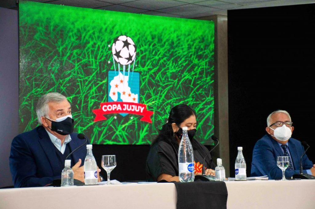 Lanzaron la Copa Jujuy en su tercera edición