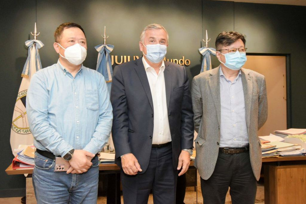 Jujuy firmará el precontrato para ampliar la planta solar Cauchari
