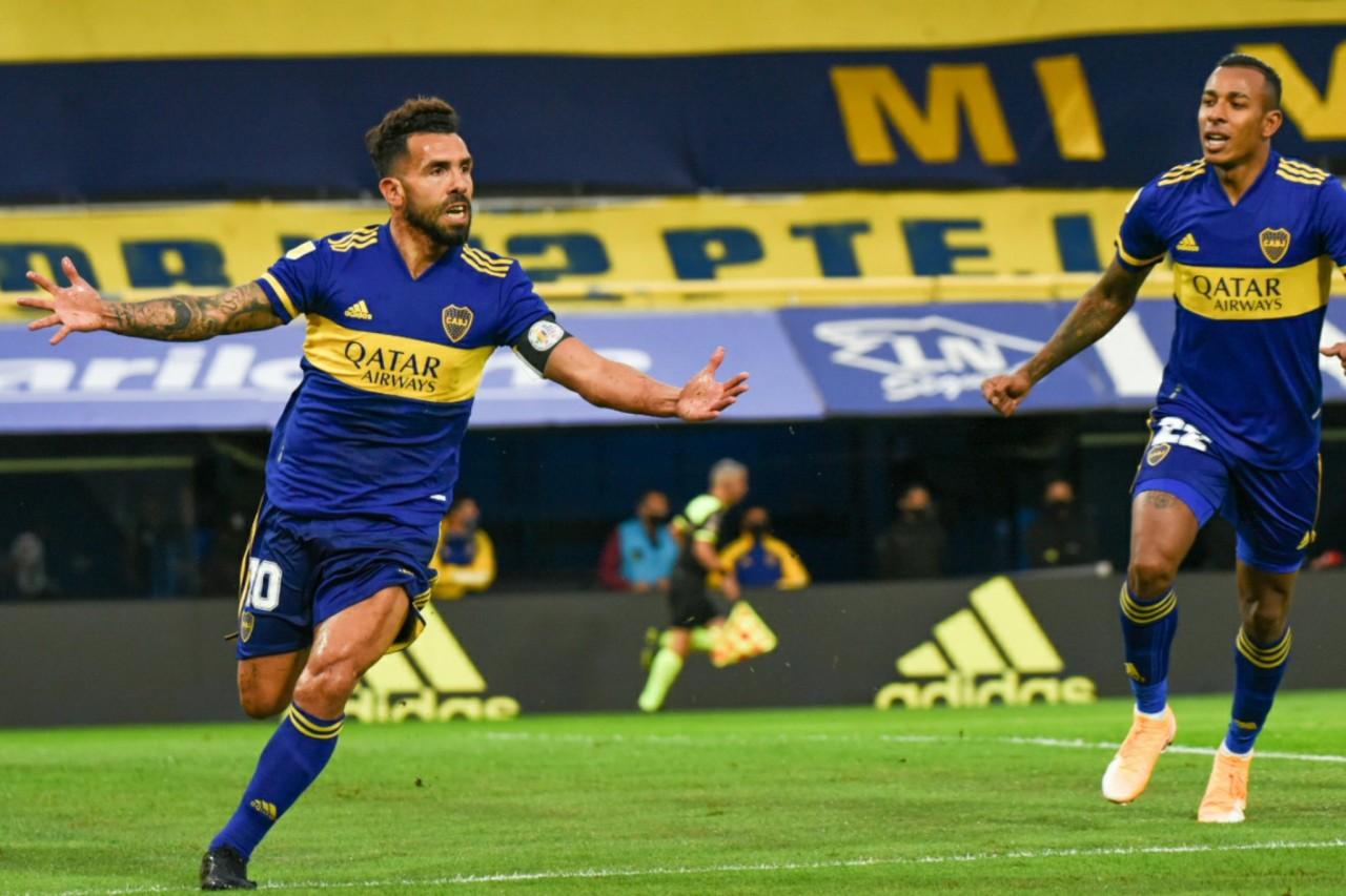 Boca Juniors le ganó por penales a River