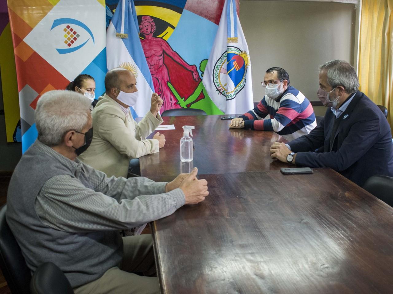 Instituto Belgraniano y concejales avanzan en proyectos para la capital