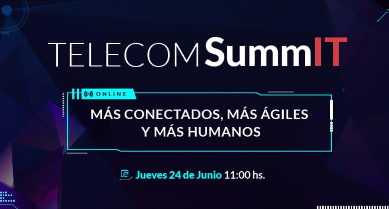 Se viene una nueva edición del Telecom Summit