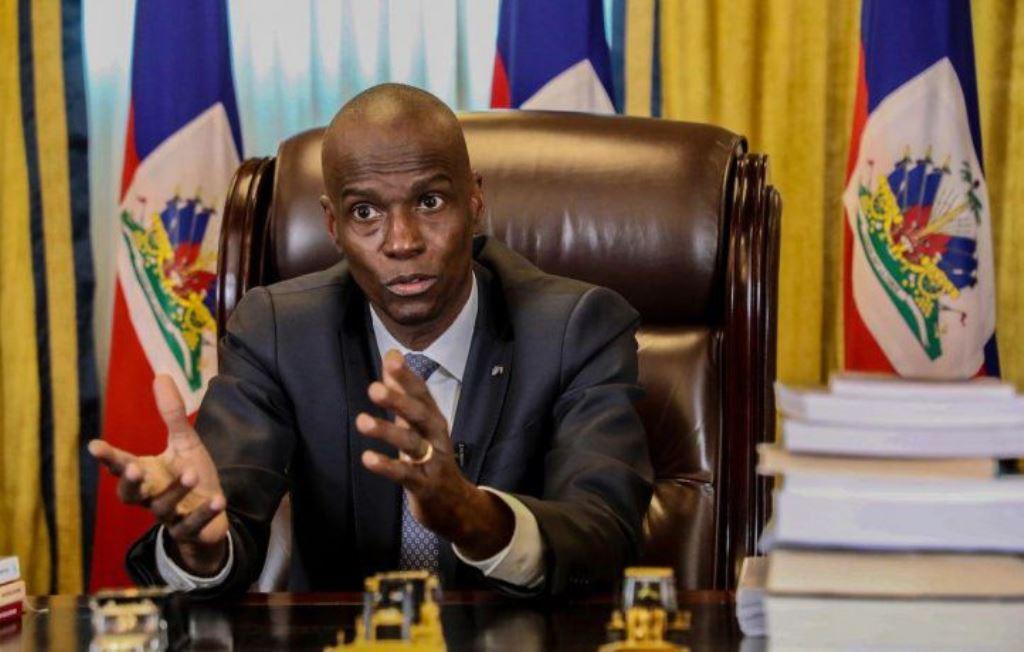 Asesinaron a tiros al presidente Haití
