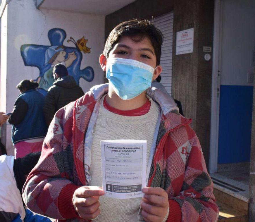 Pfizer anunció que su vacuna contra el coronavirus es segura en niños de entre 5 y 11 años